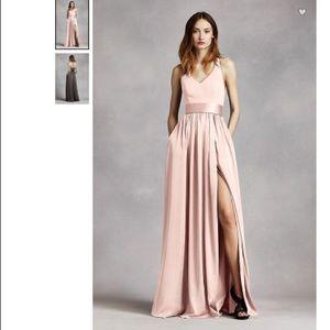 David's Bridal Bridesmaids Dress (Vera Wang)